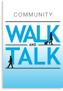 Community Walk 'N' Talk In Bellflower