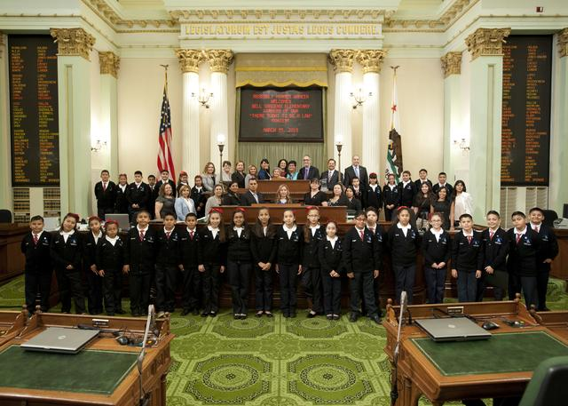 Photo Official Website Assemblymember Cristina Garcia Representing The 58th California