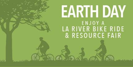 Earth Day LA River Bike Ride and Resource Fair
