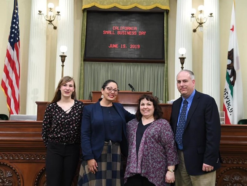 Honored on the Assembly Floor