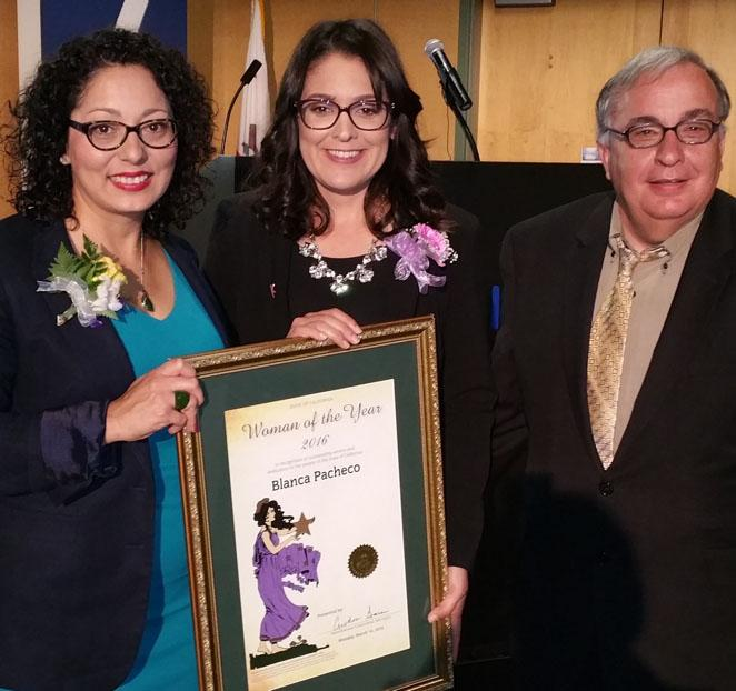 Blanca Pacheco, City of Downey