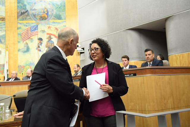 Assemblymember Garcia CA Advances Toxic Air Pollution Standards