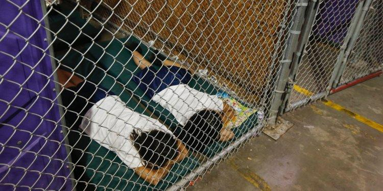 Children in detention facilities