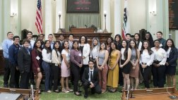 Group photo with Asm. Garcia